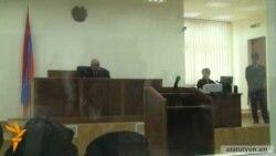 Նազարյանի գործով դատը տեղափոխվեց Տավուշի մարզ