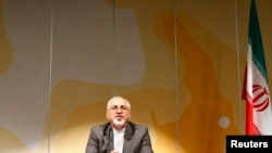 Иран жағынан сыртқы істер министрі Джавад Зариф.