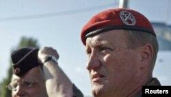 Ерхард Билер, командант на КФОР