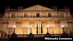 Милан, театр La Scala