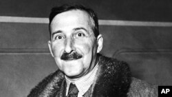 Стефан Цвейг (1881—1942).