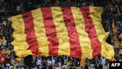 Katalonların bayrağı