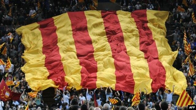 Katalonska zastava