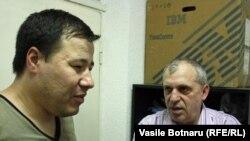 Petru Bogatu și Bogdan Țîrdea