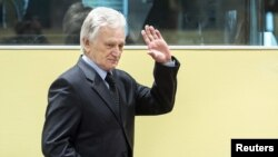 Міжнародний трибунал щодо колишньої Югославії скасував вирок генералові Перишичу