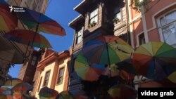 Гостиница Гульнары в Стамбуле