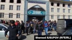 "Кара-Суудагы ""Ас-Сарахсий"" мечити, 13-февраль, 2015"