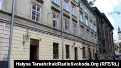 У цьому будинку жив Йосиф Делькевич