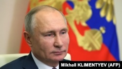 Илустрација, Рускиот претседател Владимир Путин