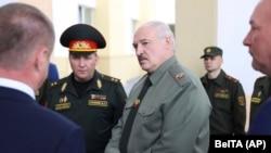 Aleksandr Lukașenko.