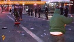 Поліція охороняє вулиці Балтимора після нічних заворушень