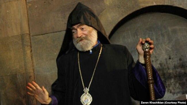 Պարգև արքեպիսկոպոս Մարտիրոսյան