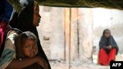 Мирные жители - жертвы боевых действий в Сомали