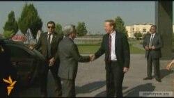 ՀՀ նախագահն այցելել է ԱՄՆ դեսպանատուն