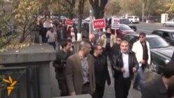 أخبار مصوّرة 15/11/2013: من حظر التدخين في روسيا لاحتجاجات ضد زيادة المساهمات في صناديق المعاشات التقاعدية في أرمينيا
