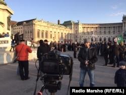 Австри - Нохчийн протестан гулам, ГIура-бутт, 2015