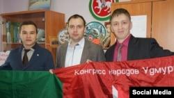 Удмуртия халыклары конгрессы белән Дөнья татар яшьләре форумы арасында хезмәттәшлек турында килешү бар