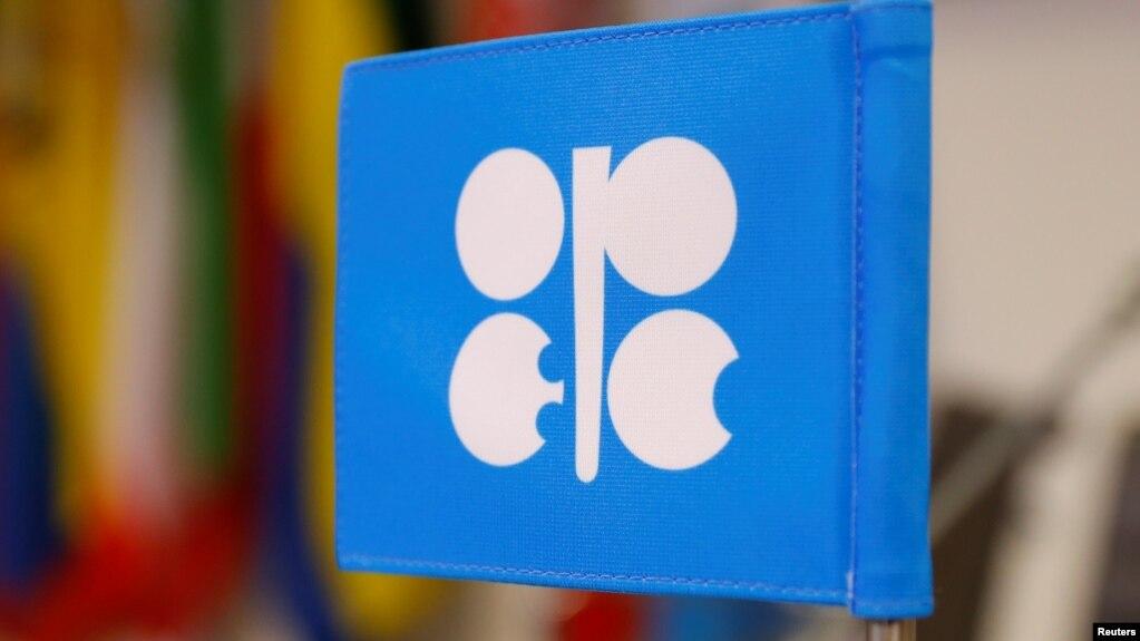 Логотип ОПЕК (OPEC)