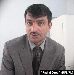Эраҷ Ғуломов, муфаттиши парвандаи мазкур аз додситонии шаҳри Қӯрғонтеппа