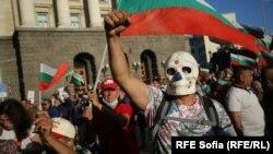Много повече хора излязоха в сряда да протестират срещу правителството и главния прокурор на 21-ия ден от протестите