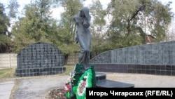Памятник жертвам сталинизма в Абакане