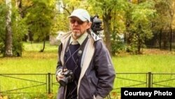 Петербургский эколог Александр Шанцев