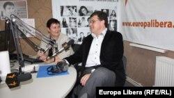 Valentina Ursu și Virgil S. Manica