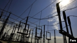 A power station in Iran's electrical grid. FILE PHOTO