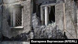 Бывшее общежитие бывшего Иркутского высшего военного авиационного инженерного училища