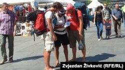 Turistlər (arxiv fotosu)