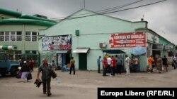 La piaţa din Tiraspol