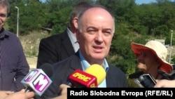 Архива: Поранешниот градоначалник на Битола Владимир Талески.