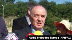 Градоначалник на општина Битола Владимир Талески