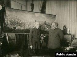 Богаевский и Волошин