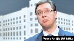 """Vučić: """"Voleo bih da vidim i da čujem stvarne i ozbiljne podatke o tome da je planirao neki teroristički akt. Lično u to ne verujem"""""""