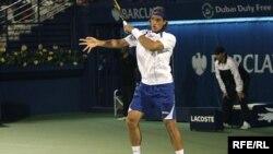 فلیسیانو لوپز تنیس باز اسپانیایی. عکس از (RFE/RL).