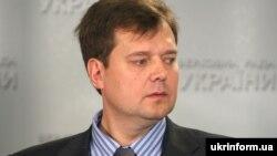 Народний депутат України (фракція «Опозиційний блок») Євген Балицький