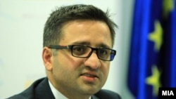 Фатмир Бесими, министер за финансии