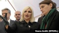 Sukob Zorane Mihajlović i Ane Brnabić?