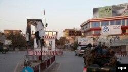 Кундуз шаарын талиптер 28-сентябрда басып алышкан.