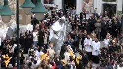 Sarajevo dobilo spomenik sv. Ivanu Pavlu II