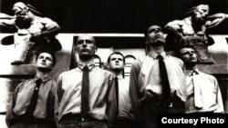 Словенечката музичка група Лајбах.