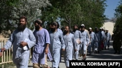 Hundreds Of Taliban Prisoners Freed By Afghanistan Under Cease-Fire Deal