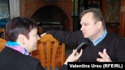 Valentina Ursu şi Oleg Danilceac
