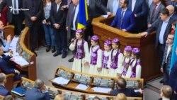 «Когда мы вернемся»: дети в ВРУ зачитали стих в помощь крымчанам (видео)
