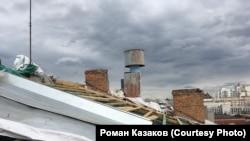 Капитальный ремонт одного из домов в Красноярске