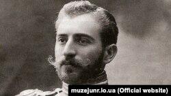 Украинский военный деятель, полковник Армии УНР Петр Болбочан (1883–1919)