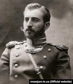 Український військовий діяч, полковник Армії УНР Петро Болбочан (1883–1919)