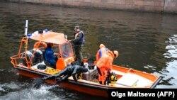 Части тела убитой Ещенко водолазы нашли в двух разных речках