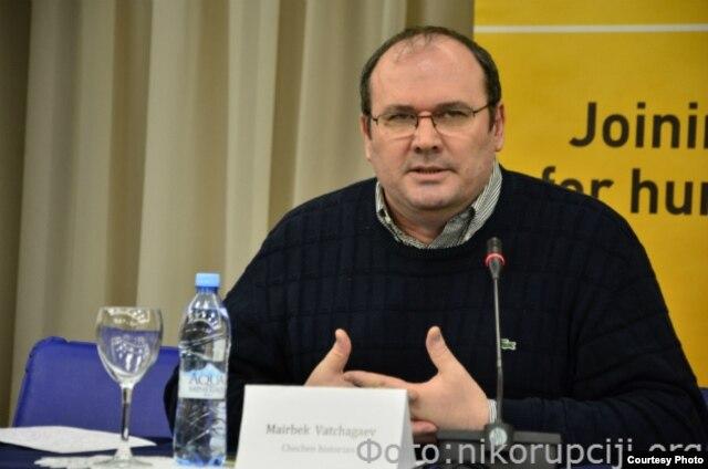 Майрбек Вачагаев